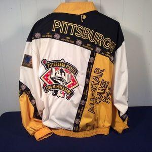 Vintage 1994 MLB all star game Pittsburgh jacket
